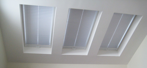 Roof Window Blind