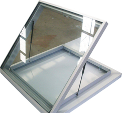 Glass Top Openable Roof Window