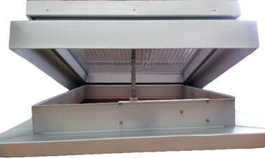 Triple Glazed Polycarbonate Roof Window